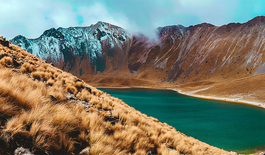 Nevado de Toluca National Park