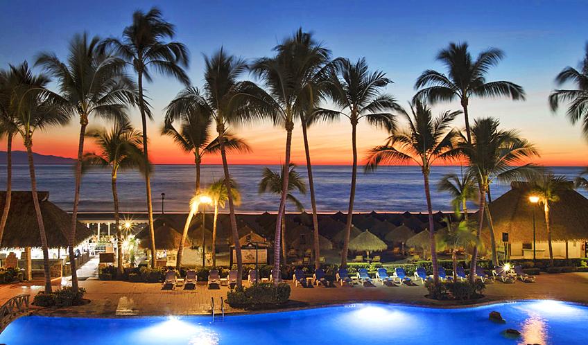 Hoteles en Nuevo Vallarta