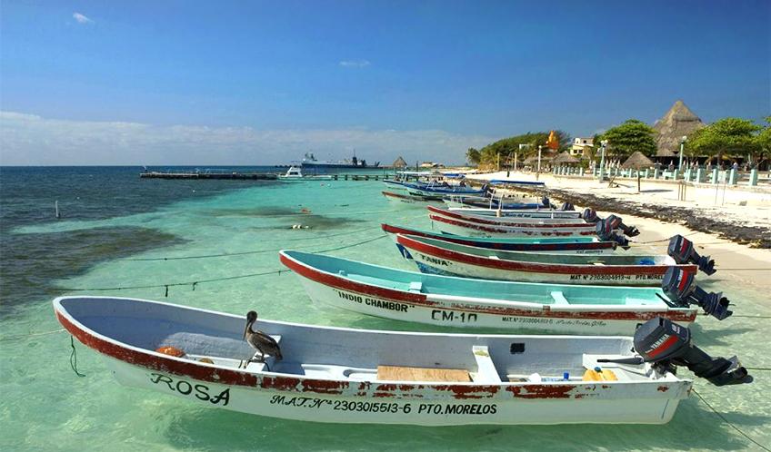 Planea tu viaje a Puerto Morelos
