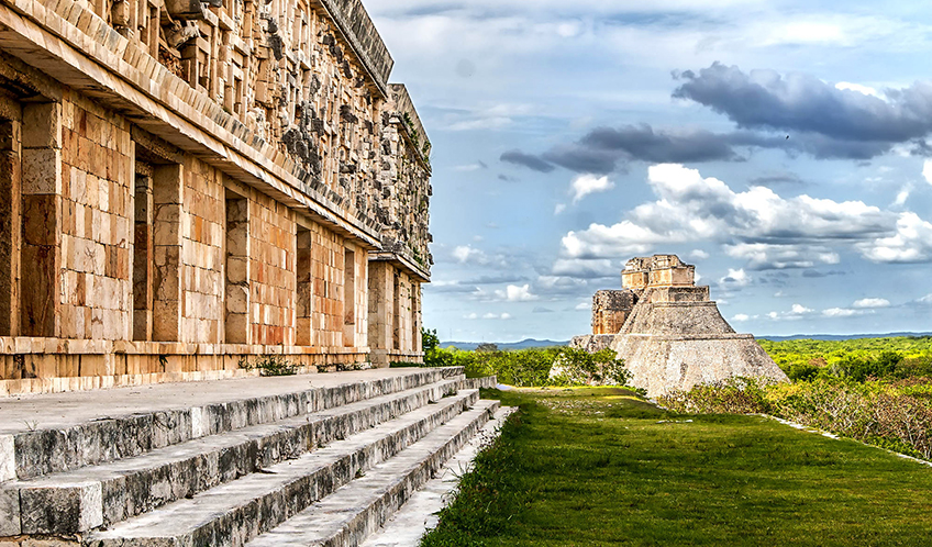 The Uxmal Archaeological Site