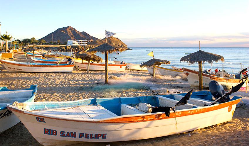 Bahía de San Felipe