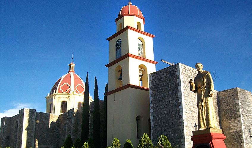 Iglesia de San Antonio Padua