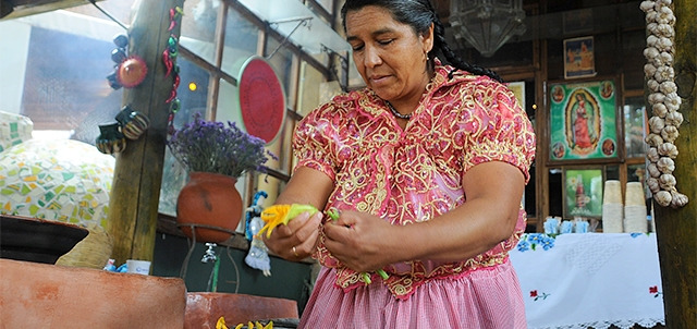 Culinary Workshop Zirita, Morelia