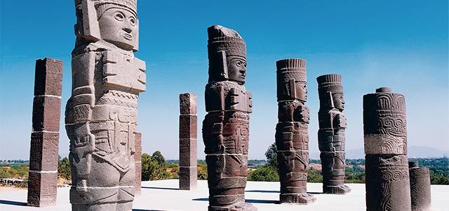 Zona Arqueológica de Tula