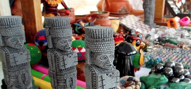 Plaza de las Artesanías en Tula Hidalgo