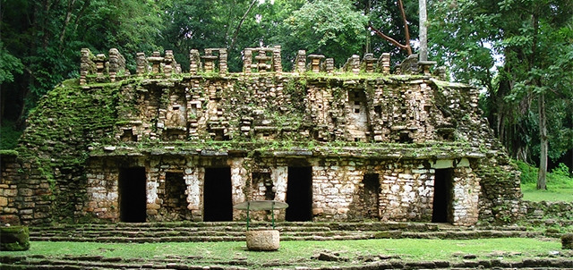 Yaxchilan Archaeological Site, Palenque