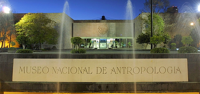 National Museum of Anthropology, Ciudad de México
