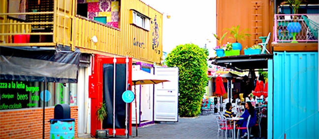 Container City, Cholula