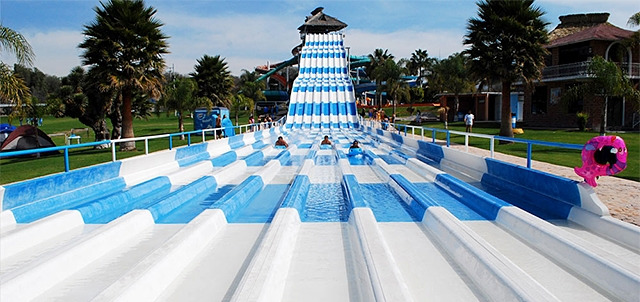 Zone from water parks , Ixmiquilpan