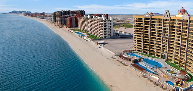Playa las Conchas, Mirador, Sandy Beach y la Choya, Puerto Peñasco ( Rocky Point )