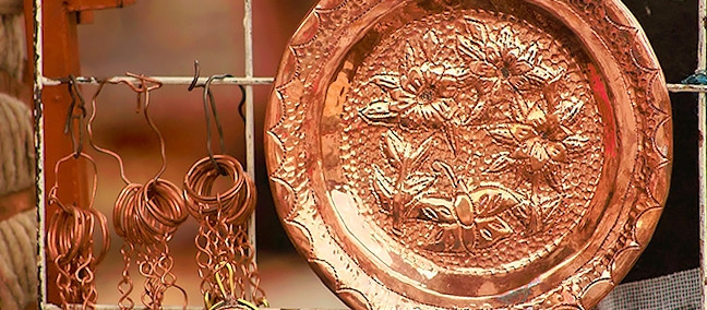 Talleres artesanales santa clara del cobre m xico for Talleres artesanales