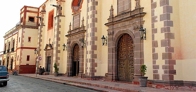 Citys Museum, one of the best things to do in Querétaro