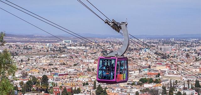 Teleférico, lo mejor que hacer en Durango, Durango | ZonaTuristica