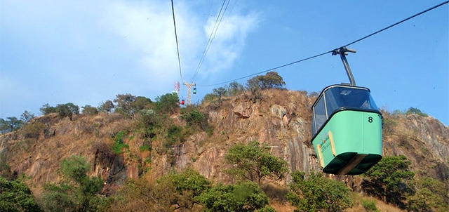 Cable Car, Taxco