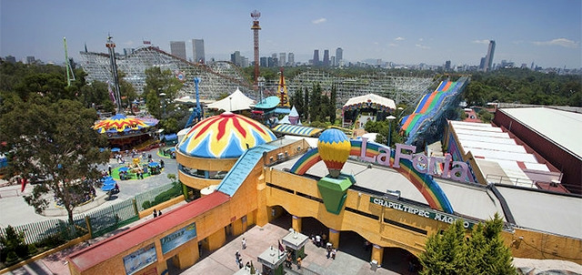 Feria De Chapultepec Lo Mejor Que Hacer En Ciudad De Mexico