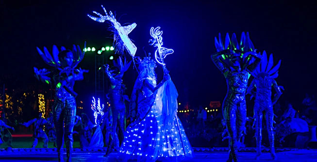 The Wirikuta Show, Los Cabos