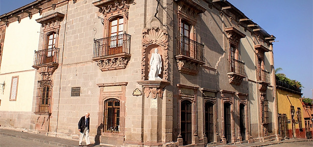 Historical Museum, one of the best things to do in San Miguel de Allende,  Guanajuato | Experts in Mexico