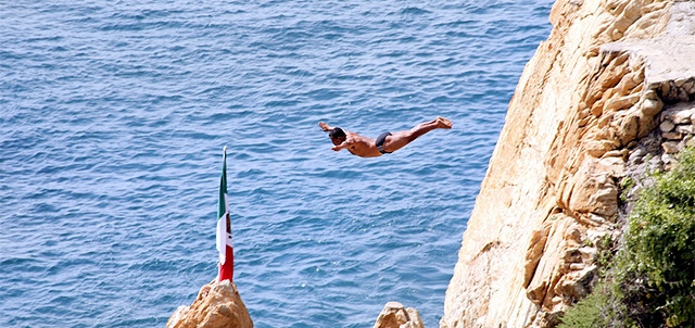 La Quebrada Cliff Diving