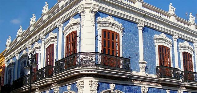 Museo de historia de tabasco villahermosa m xico Historia casa de los azulejos