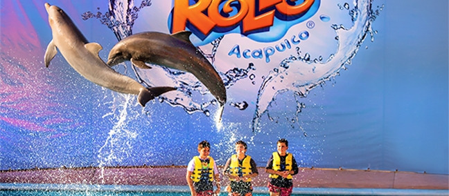 The Rollo Aquatic Park, Acapulco