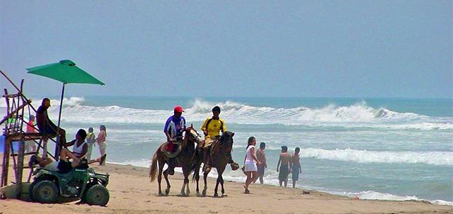 The Barra Vieja Beach Acapulco