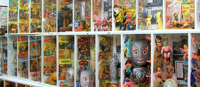 Museum of the Old Mexican Toy, Ciudad de México