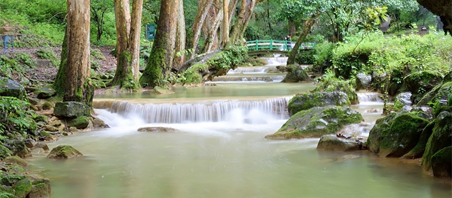 Chuveje Waterfalls, Concá