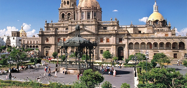 Historic Downtown, Guadalajara
