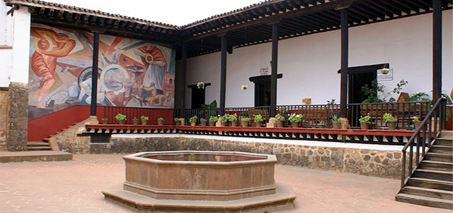 House of the Eleven Courtyards, Pátzcuaro