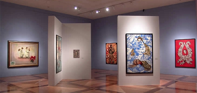 The MARCO Museum (The Museum of Contemporary Art), Monterrey