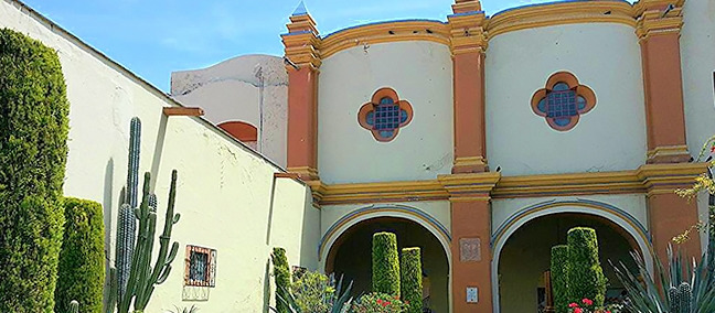 Ex-Convent of San Francisco, Tehuacán