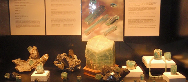 The Museum of Mineralogy, Tehuacán