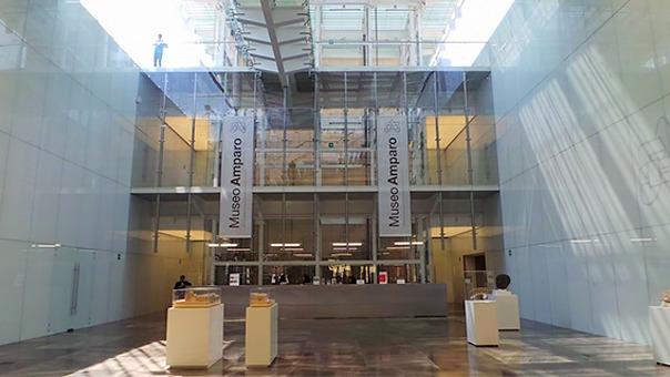 Museo Amparo Remodelado Museo Amparo