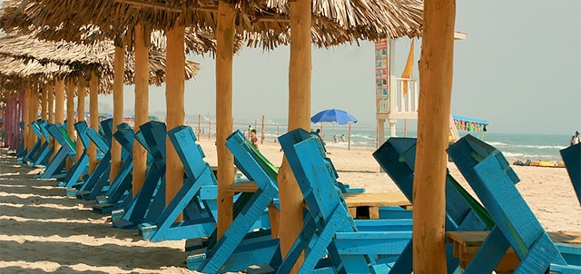 Miramar Beach ( Madero City ), Tampico