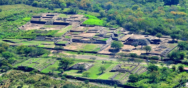 La Campana and El Chanal Archaeological Sites, Colima