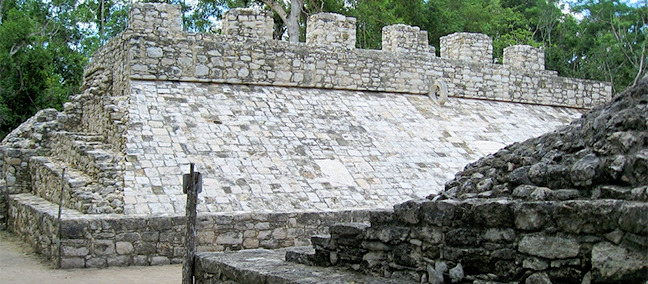 The Coba Archaeological Site, Cobá
