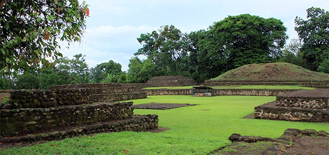 The Izapa Archaeological Site, Tapachula