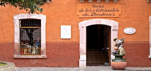 The House of Arts and Crafts, Zacatecas