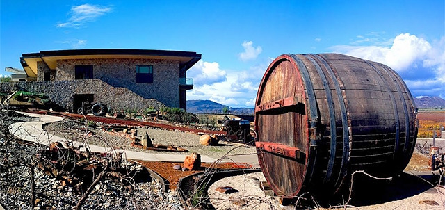 Museum of Vine and Wine, Valle de Guadalupe