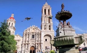 The Cathedral of Saltillo
