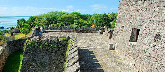 Museum of Fort San Felipe Bacalar