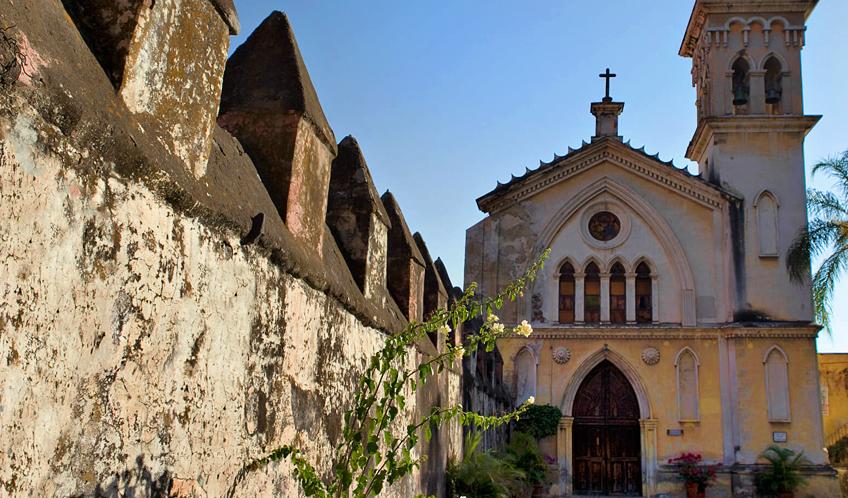 Catedral Ex Convento de la Asunción