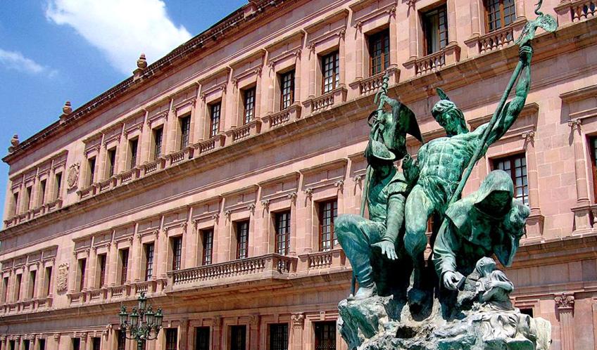 Palacio de Gobierno de Saltillo