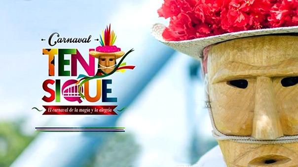 Carnaval Tenosique ( Danza del Pochó ) / Evento Cancelado