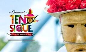 Carnaval Tenosique ( Danza del Pochó )