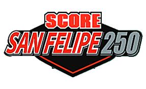 Score San Felipe 250 / Evento Reprogramado