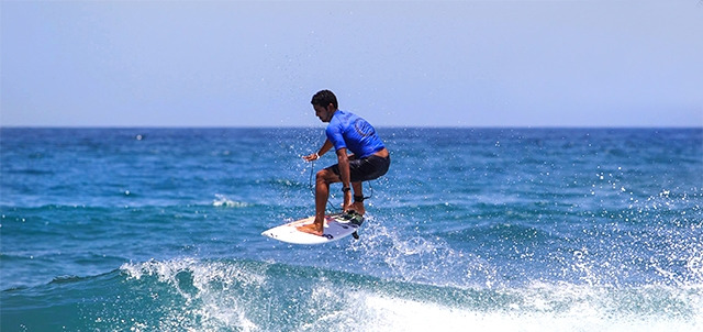 Los Cabos Open of Surf