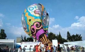 Festival Multicultural de Globos de Cantolla