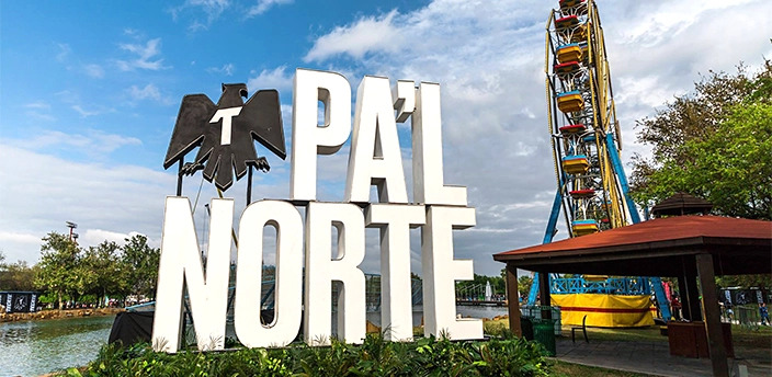 Tecate Pal Norte / Evento Cancelado