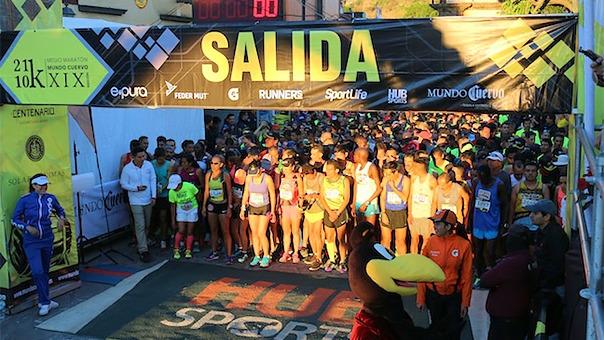 Medio Maratón Mundo Cuervo / Evento Cancelado